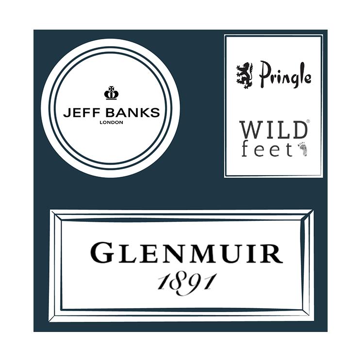 Big names, quality brands